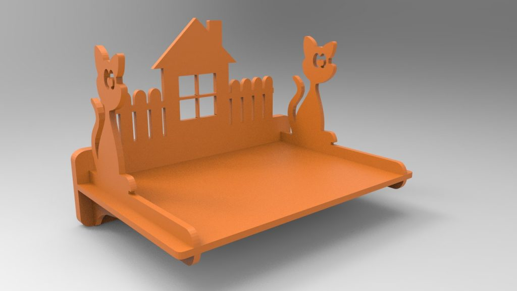3d puzzle dxf free download
