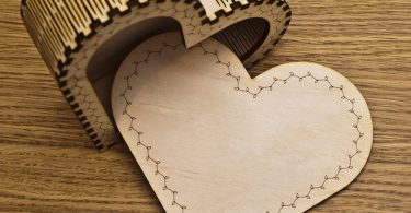 Heart box CNC Files FREE to Download - CNC Router Laser Cutting