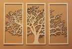 Tree of Life Wall Art tree vector cdr file free download