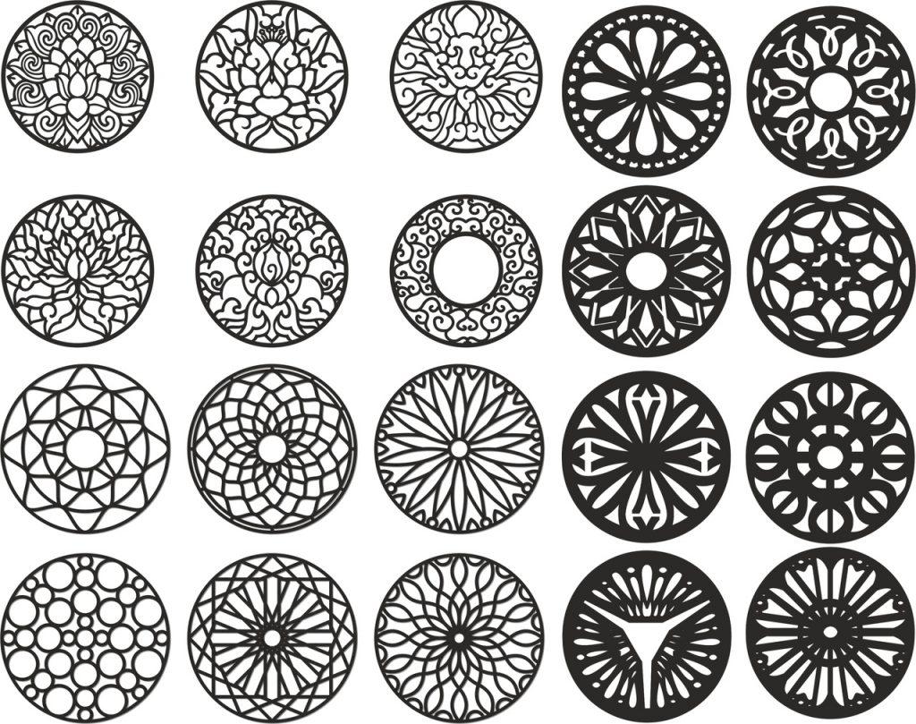 free cnc vector art design amp pattern files