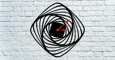 Clock laser ideas laser cut project ideas dxf file