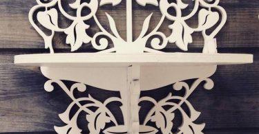 Free download decorative shelf brackets wood