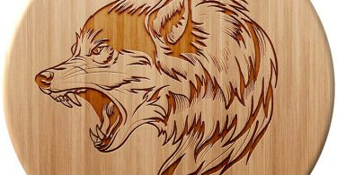 Wolf laser engraving free dxf file format download