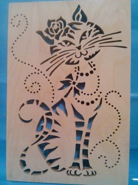 cat vector laser cut projects download