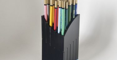 pencil pot laser cut designs free download