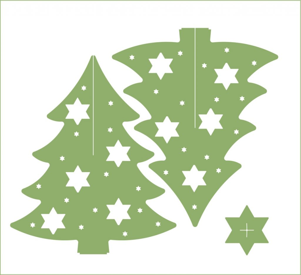 Amazing Christmas Tree Vector Free Download Cdr File Freevector