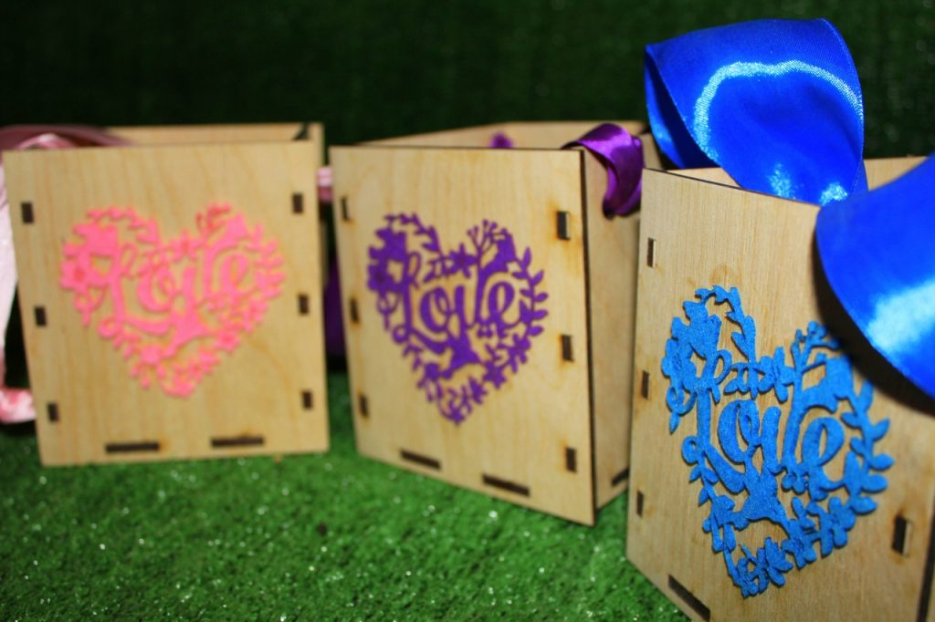 Free laser cut projects made of wood corellaser download