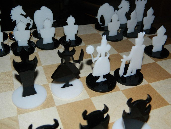 laser cut chess board laser cut wood free download