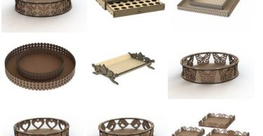 free laser cut projects download