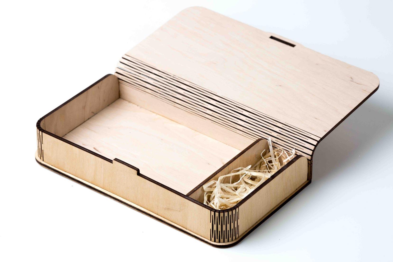 BOX DXF file