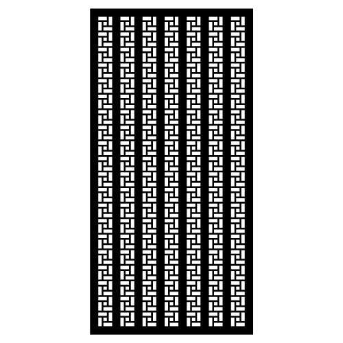 cnc cutting design for partition