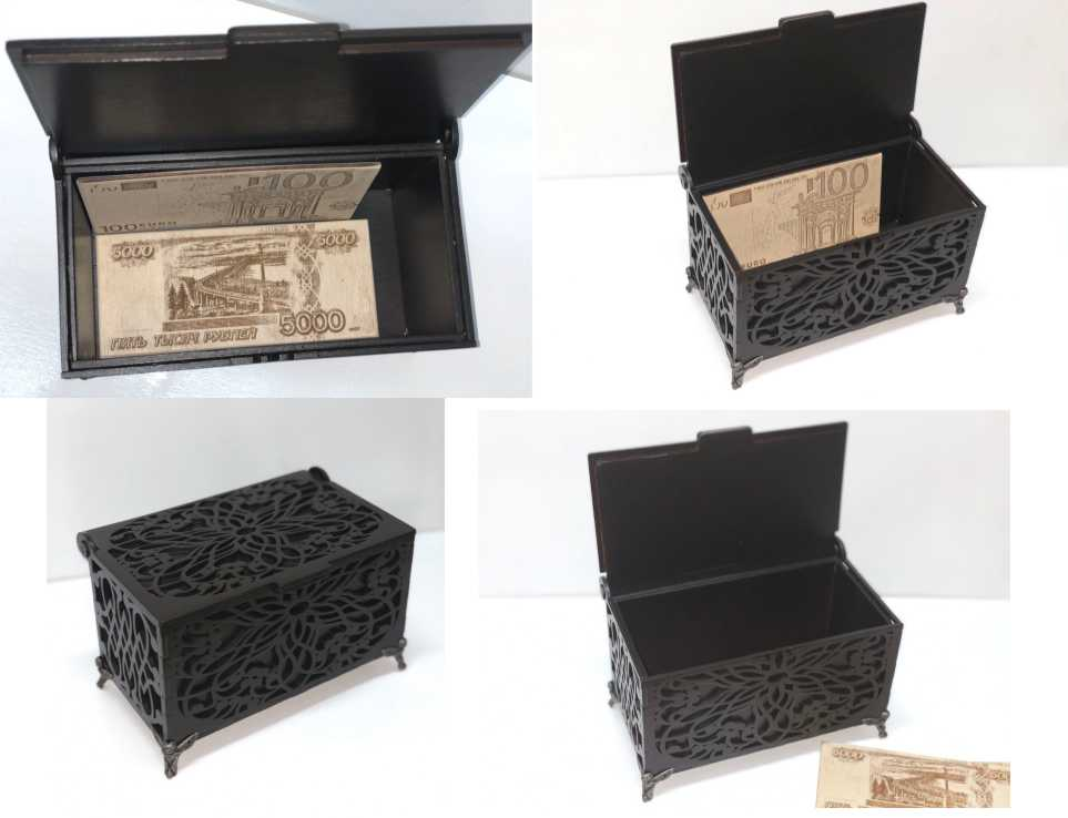 laser cut box designs