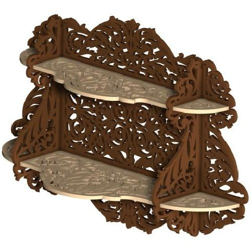 laser cut projects made of wood