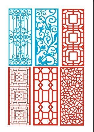 Laser Cut Panels laser Cutting Designs DXF Files Free