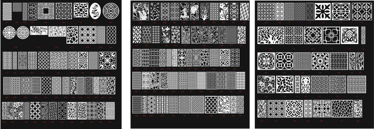 ScrollWork CNC Vector