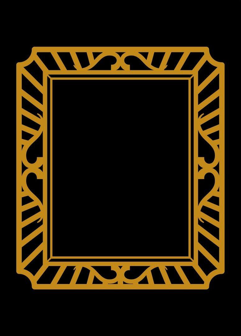 frame design for photo