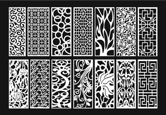 laser cut vector files