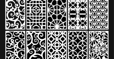 laser cutting designs free download