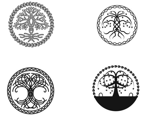 tree of life free clip art