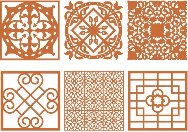 CNC Pattern Design
