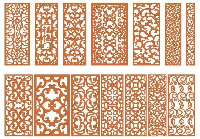 CNC Patterns CNC Cutting Design Patterns
