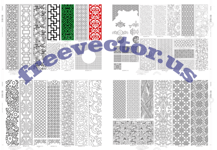 CNC Patterns Free