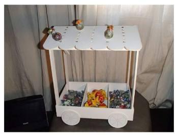 Candy-Cart-Lasercut-3D-Puzzle