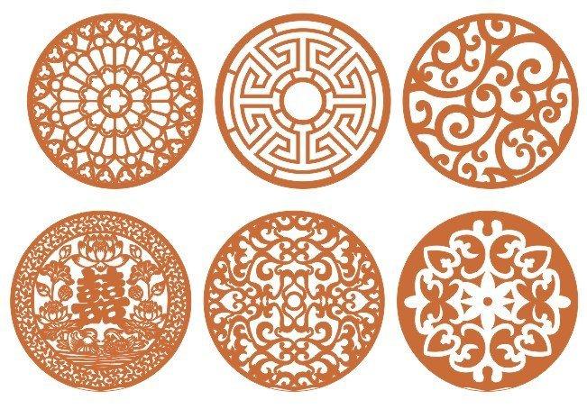 cnc carving patterns