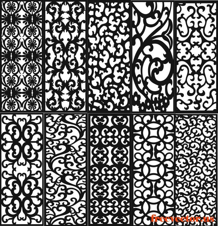 best cnc designs Free Cnc Patterns Vector Cnc