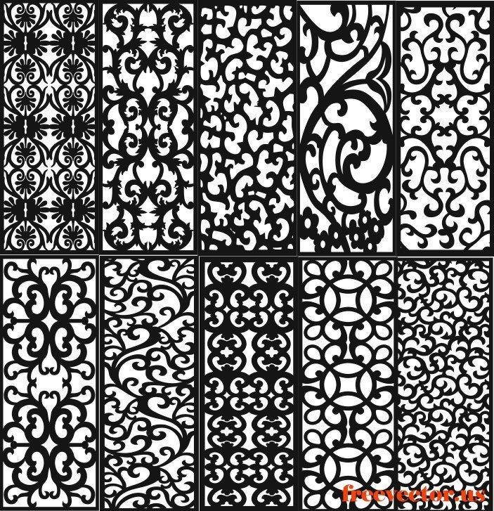 best cnc designs Free Cnc Patterns Vector Cnc