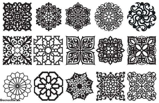 cnc designs Free Cnc Patterns Vector Cnc Download