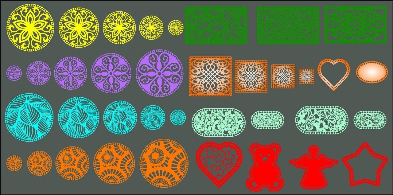 laser vector files