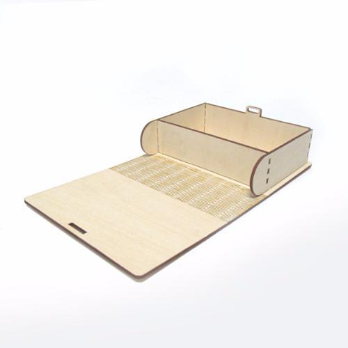 laser cut box design