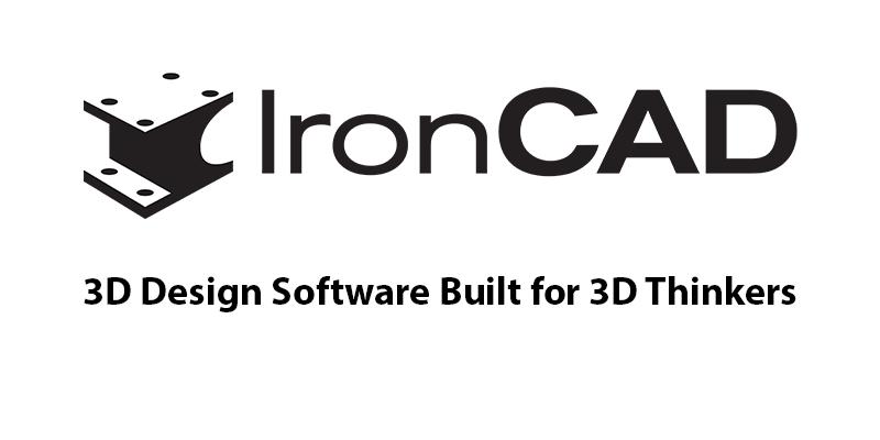 IronCADDesignin3D