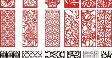 Laser Cut Patterns