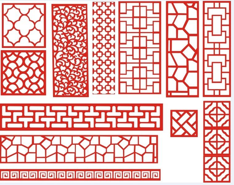 Free Laser Cut Patterns DXF