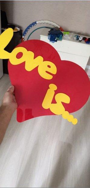 Laser Cut Heart