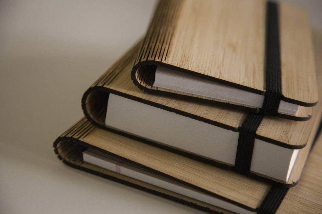 Laser Cut Book