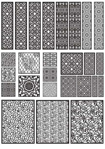 DXF file library