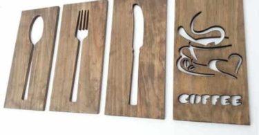 cnc wood art