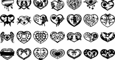 free vector files for laser cutting