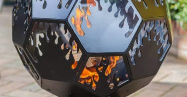 Fire Pit Ball Plain dxf files for plasma cutting