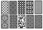 Patterns Dxf