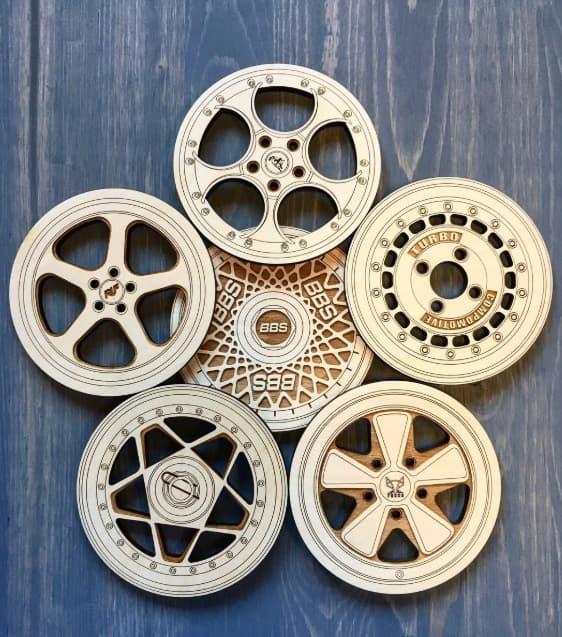 wood vectors