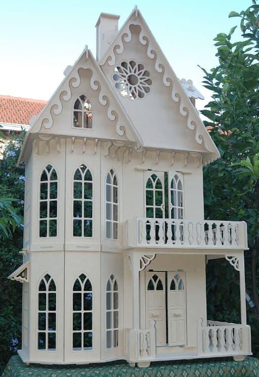 dollhouse Free Vector