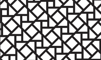 triangle patterns vector