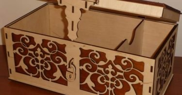 laser cut wood free download
