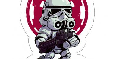 stormtrooper vector