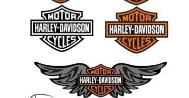 Harley Davidson Logo Vector