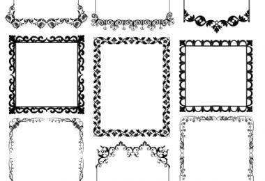 free vector borders